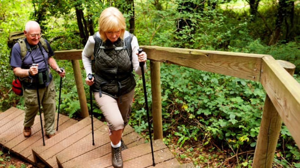 elderlyhiking
