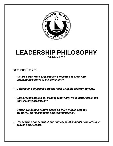 Leadership Philosophy small kdc