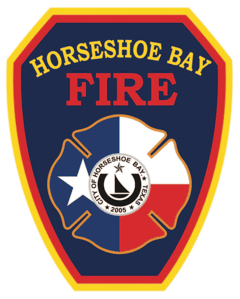 Horseshoe Bay Fire Department patch