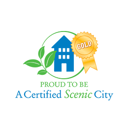 A certified scenic city