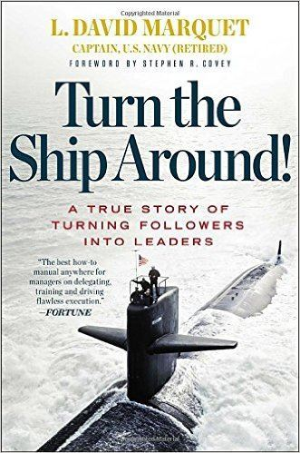 Turn the Ship Around book