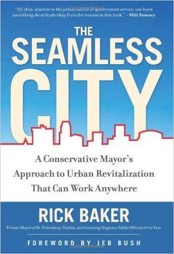 The Seamless City book