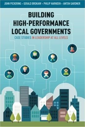 Building High Performance Local Govts book