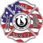 Horseshoe Bay Fire Department's Emblem